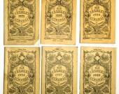 Old Farmer's Almanac   1931 1933 1934 1935 1937 1939