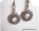Esperanza (Hope), Swarovski Crystal Earrings