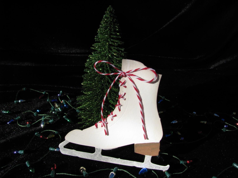 Ice skate invitation – Ice Skating Party Invitations