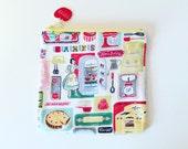 Zippered Snack Bag