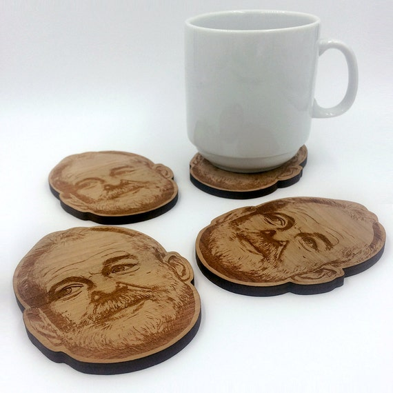 I Heart Bill Murray Coasters.