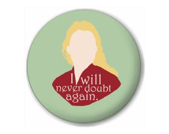 The Princess Bride | Princess Buttercup | Pinback Button |  Magnet | Badge | Movie | Romance | Classic | 80s