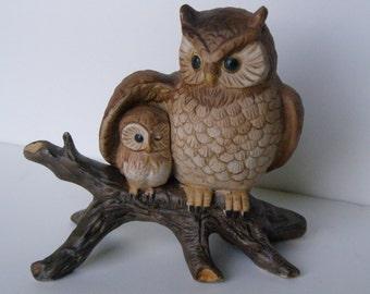 Protective Mom Owl Figurine by Enesco