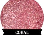 CORAL Glittery Pink Eye shadow
