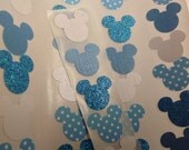 Mickey Mouse Stickers 30 pc Baby Shower Birthday