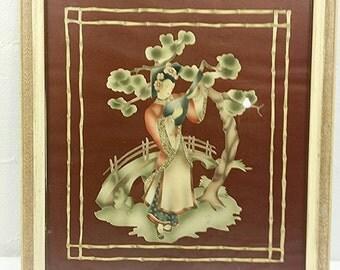 1940s Terone Asian Art Print