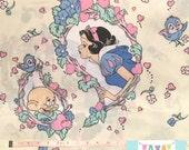 Twin Vintage Snow White Cream Flat Sheet