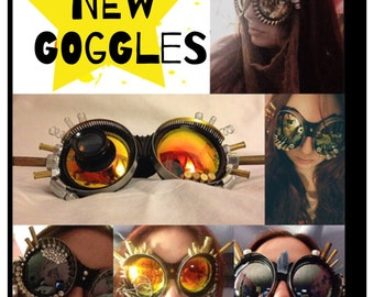 New Goggles Coming Soon