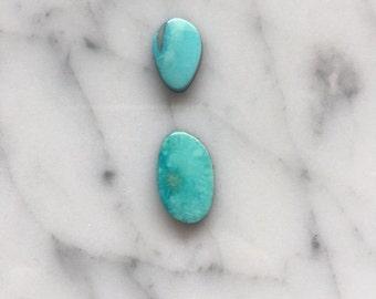 Skyline Turquoise Cabochons