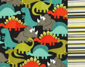 Dino-Mites Nap Mat Cover - Basic Kindermat Cover