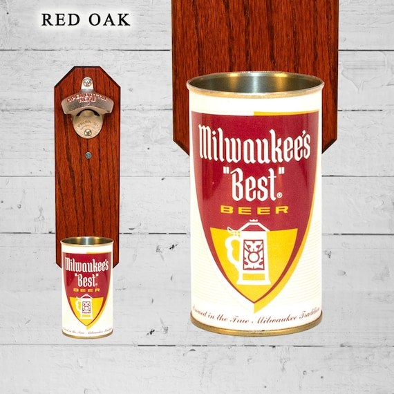 Milwaukee 39 S Best Wall Mounted Bottle Opener With Vintage