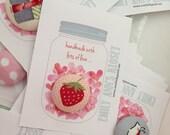 strawberry needleminder