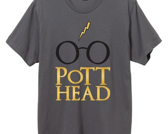 Harry Potter Head Gift, The Original Pott Head Design, The Perfect Gift for the Harry Potter Fan in your life