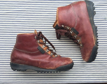 7.5 M / Hiking boots / Vasque Hiking Boots / Made in Italy /