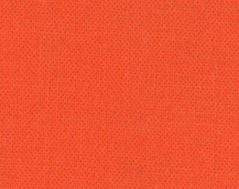 Bella Solids by Moda for Moda ~ 100% Cotton BTY ~ Clementine  9900-209