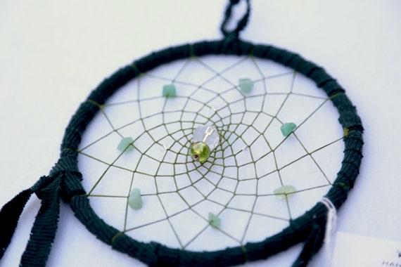 Dream Catcher- Forest Spiral