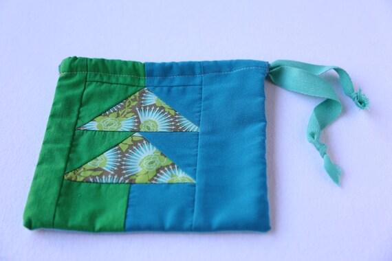 Medicine Bag- Summer Arrows