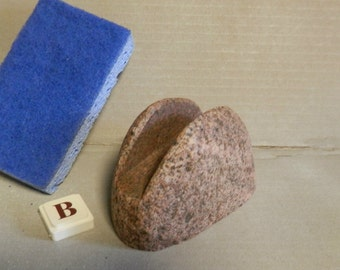Rock Sponge Holder;  Order a Specific Rock