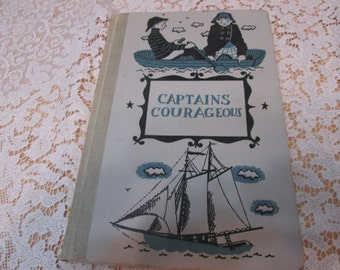Captians Courageous by Rudyard kipling