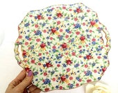 Valentine Sale Royal Winton Chintz Platter Old Cottage Chintz Plate