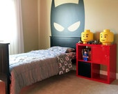 Vinyl Wall Decal Sticker Art, Giant Super Hero