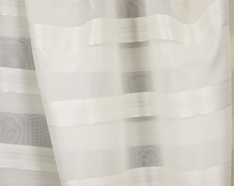 Styles Champagne Sheer Fabric