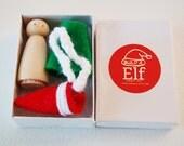 Stocking Stuffer - Create A Elf Craft Kit - Kids Craft Kits -DIY - Santa's Elf Kit