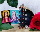 Unbreakable Traditional Catholic Chaplet of St. Philomena - Patron Saint of Students, Desparate and Lost Causes, Against Infertility