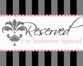 custom listing for Sheikha A only please