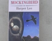 To KILL a MOCKINGBIRD by Harper Lee, 1982 paperback