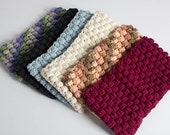 Crochet Mop Covers - 100% Super Absorbent Mop Cover - Eco Friendly - Reusable Mop Pads - Sweeper Pad - Washable Sweeper Pad