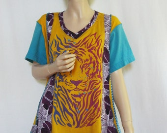 XL Lion Tunic