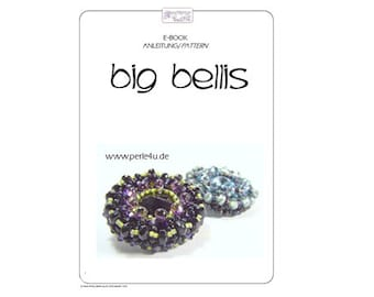 Beading pattern BIG BELLIS - PDF-Download