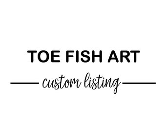 Custom listing for hizzytizzydesigns