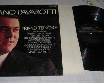Luciano Pavarotti Primo Tenor Album London OS 26192 Circa 1971 Vinyl LP