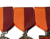 Steampunk Medal // Steampunk Supply // Cosplay Medals