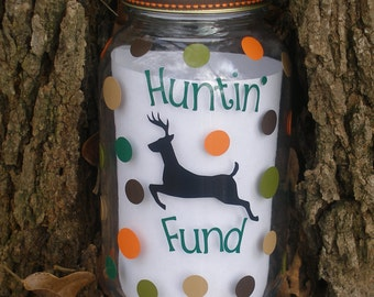 Hunting Fund Jar Bank
