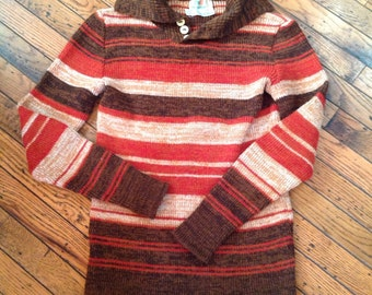 Vintage Women's Bellini Tuscany Italy designed Sweater sz Small