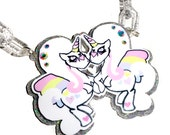 Magical Unicorn Necklace ~ Roxie Sweetheart
