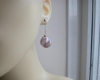 Murano Glass Twist Earrings, Sale