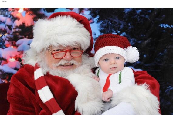 CRAFT FAIR  SALE Classic Santa hat