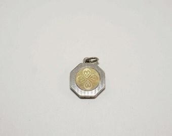 Lovely Miniature Vintage Locket Charm