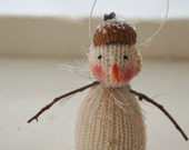 The Perfect Teacher's Gift Handmade Snowman, Snowmen