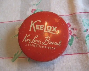 keelox tin box