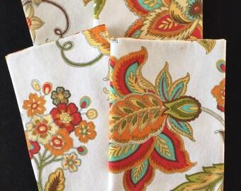 cloth napkins,summer napkins,napkins,reusable napkins, eco friendly napkins,cloth napkin set, handmade cloth napkins