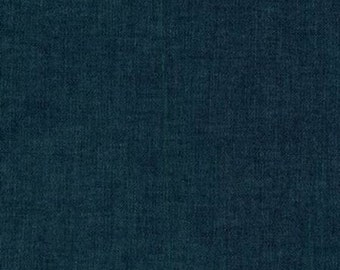 Indigo Stretch Denim, Denims Collection by Robert Kaufman, 1 Yard