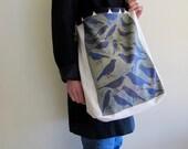 Upcycled Handmade Sling Bag (100% cotton)