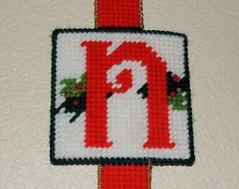 NOEL Christmas Wall Hanging