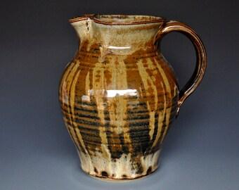 Ceramic Pitcher Pottery Pitcher Ceramic Pottery Jug A
