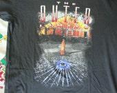 Rare 1990s Vintage The Outer Limits Shirt Sci Fi TV Show 90's Alien Fantasy T shirt Adult size L